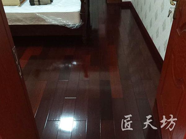 地板养护5